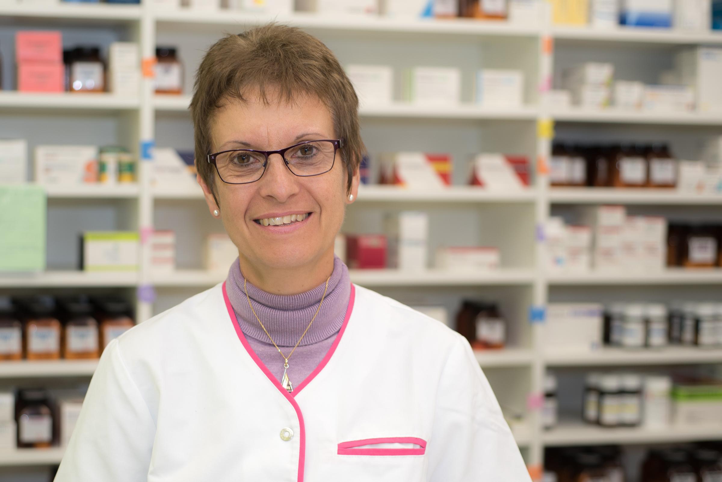 Ursula Horisberger