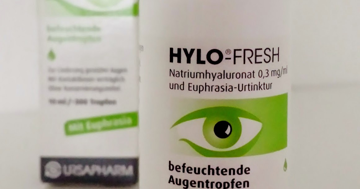 Lieblingsprodukt Des Monates April: Hylo Fresh
