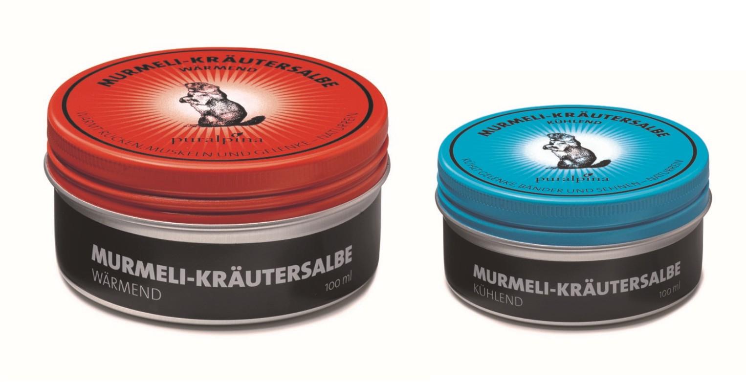 Murmeli-Käutersalbe