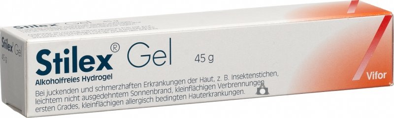 Lieblingsprodukt Des Monates April: Stilex Gel