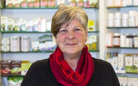 Ursula Thöni